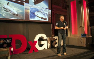 TEDx – Graz – Space up Your Life