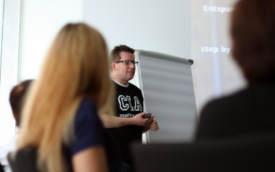 WORKSHOP – SUCCESS für LEADER